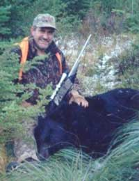 Hunting Black Bear in Montana