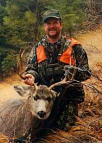 Hunting Whitetail in Montana