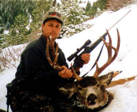 Deer Hunting in Montana